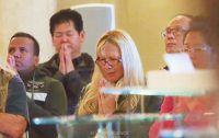 外国人祈り