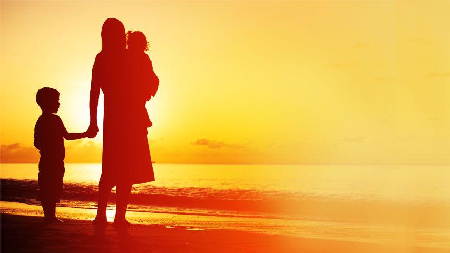 幸せをつかんだシングルマザーの物語【体験談】
