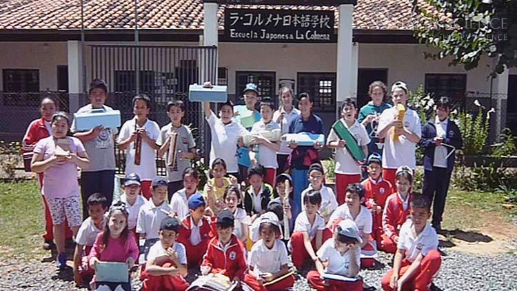 パラグアイの日本語学校