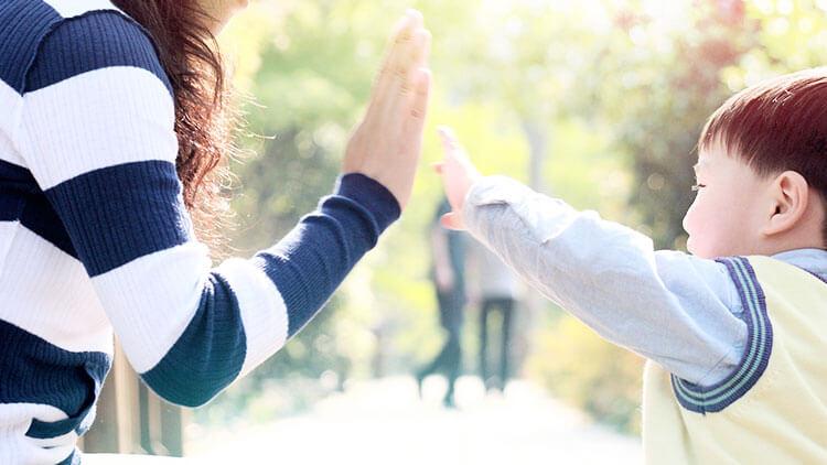 バリバリママがのんびり長男から学んだこと【子育て体験談】