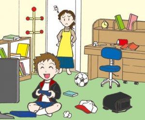 学校から帰ると、カバンを投げ出したまま遊び始めてしまいます。【子育て相談】