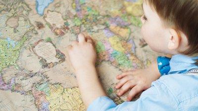 地図好きを伸ばして、笑顔が戻った!【子育て体験談】