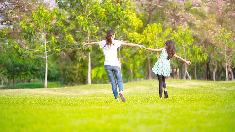 娘への愛を形にして不登校を克服【子育て体験談】