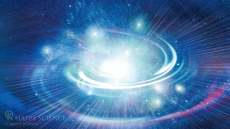 YB175_1000億年前 三次元宇宙空間 誕生