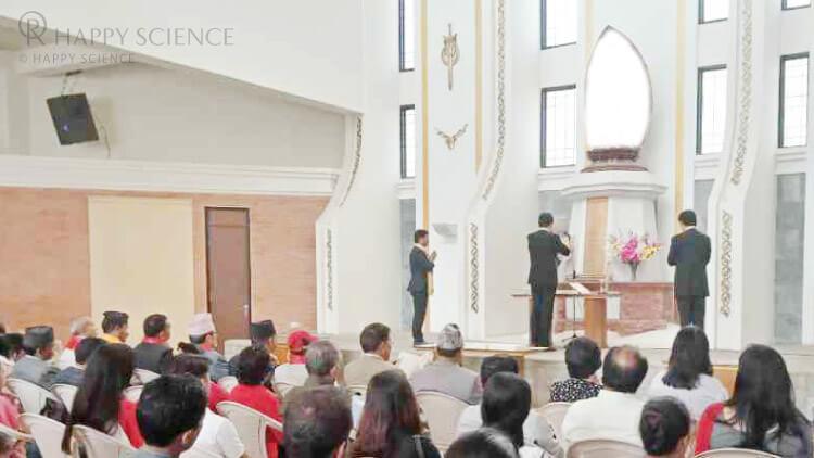 ネパール式典