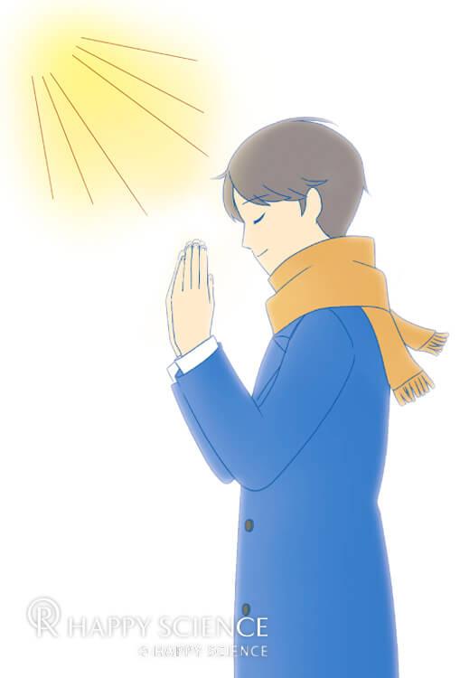 人生を変えるお祈りの話