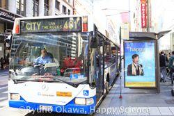 2012.10.14シドニー参加された方々の声_バス停