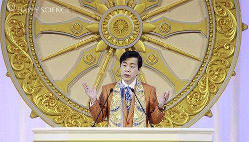 20130313_福岡大講演会_大川隆法総裁