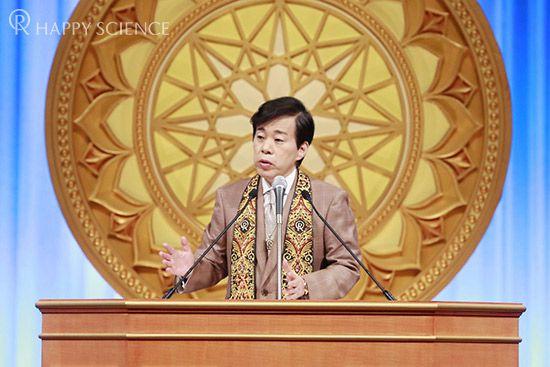 20160417「「歴史の先駆者となるために」大川隆法総裁