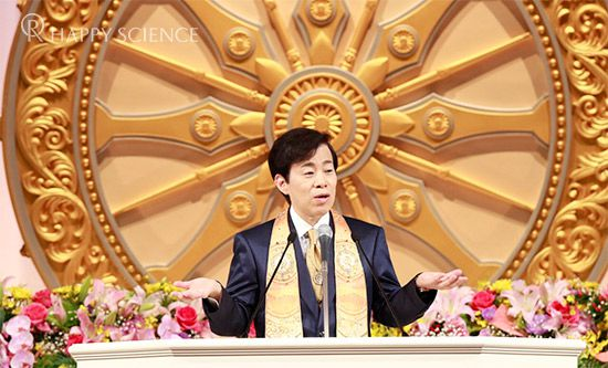 20160423「人類幸福化の原点」大川総裁