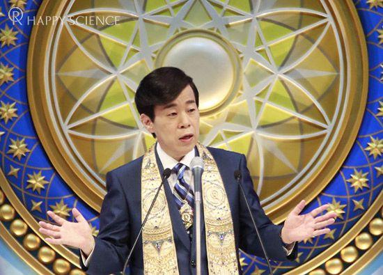 20160511_大阪城ホール_大川隆法総裁